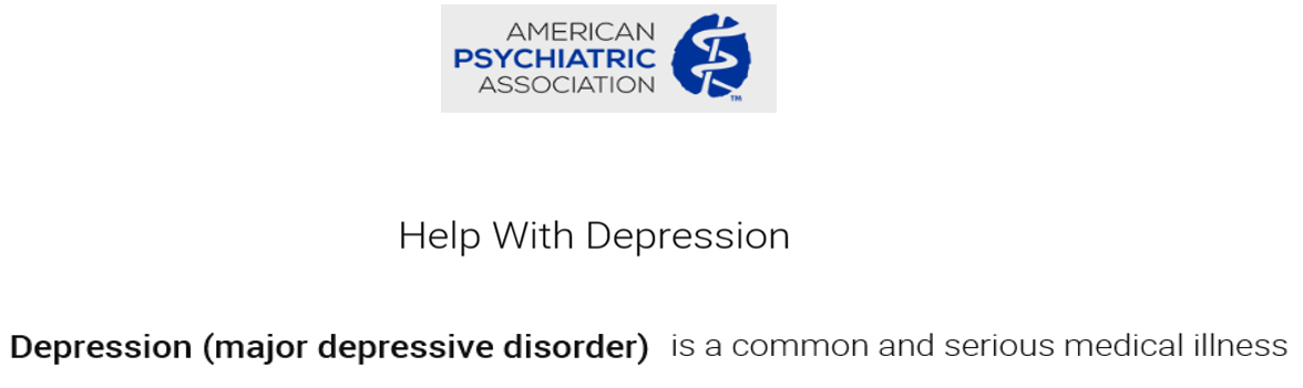 Depression is real, but not as we know it - Dr  Terry Lynch
