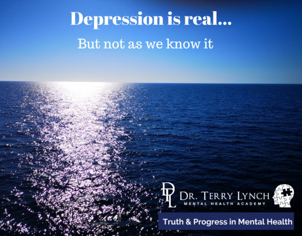 Depression is real blog featured image